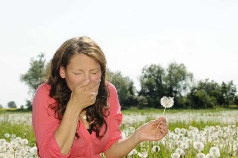 Spring Hay Fever